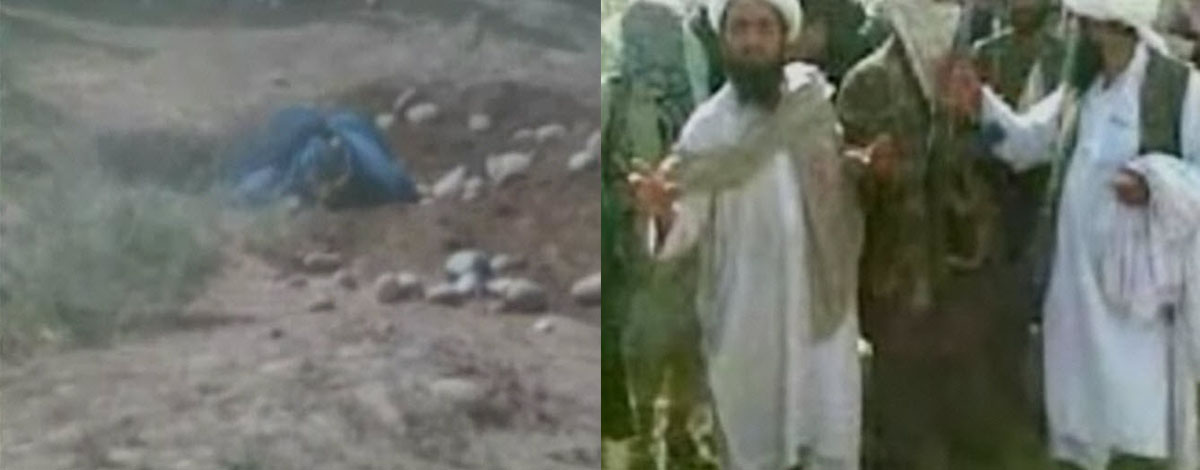taliban killing women