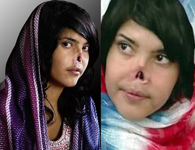 afghan women cut nooz